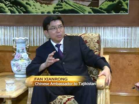 Chinese ambassador to Tajikistan hails upcoming SCO summit