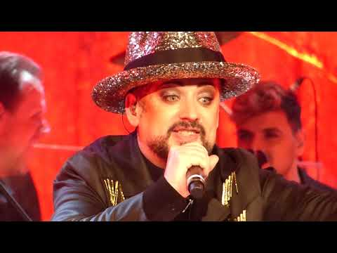 Culture Club - Addicted To Love - Orlando 2018 - HD