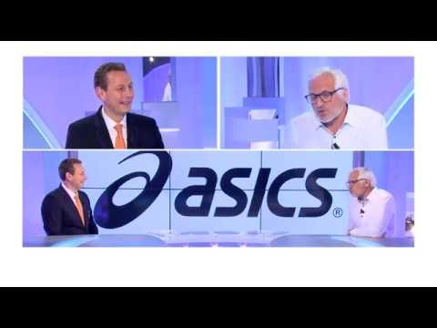 Interview de Didier DREULLE (Asics) par Alain Marty / BUSINESS 365