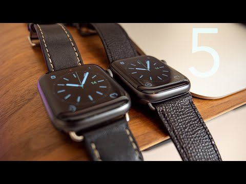 Apple Watch Series 5 Vs Series 4 - You NEED To Reconsider...