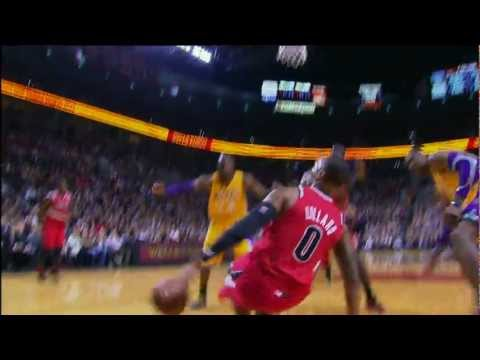 Dwight Howard Rejects the Rookie