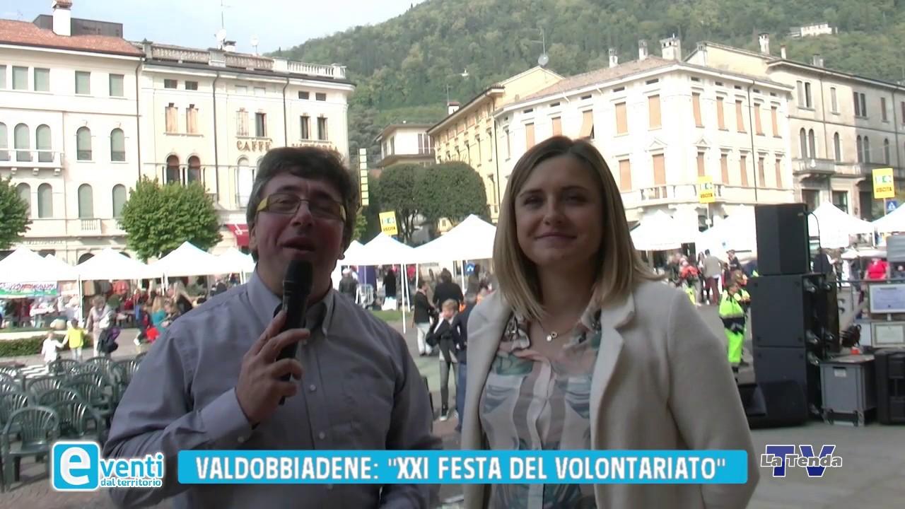 EVENTI - Valdobbiane - XXI Festa del volontariato