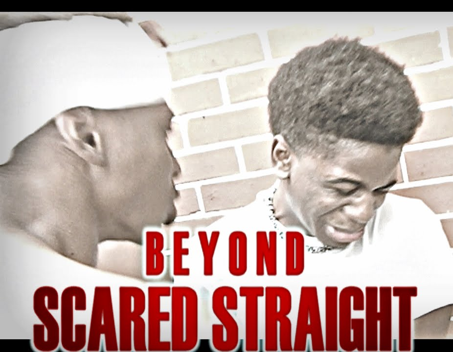 beyond scared straight Beyond scared straight is an a&e reality show that follows state-sponsored programs that send at-risk teens into prison to get a glimpse of what their.