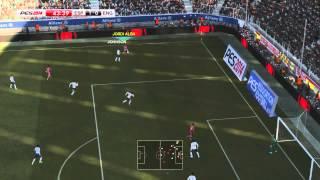 PES 2014 Spain vs England Gameplay HD 1080p