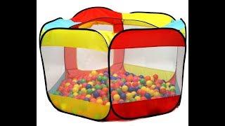 CLICK N PLAY Click N' Play Pack of 200 Phthalate Free BPA Free