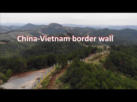 Visit The China-Vietnam Border Wall | Vietnam Village