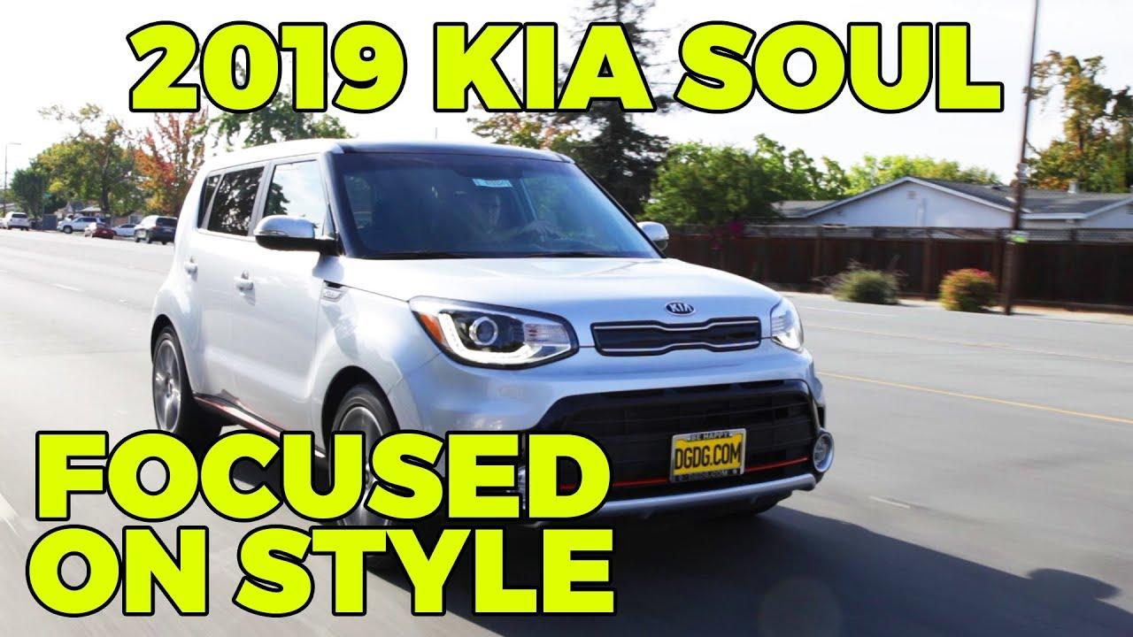 2019 Kia Soul Review Dgdg Com Youtube