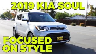 2019 Kia Soul Review | DGDG.COM