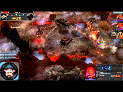 Dawn of war 2 Retribution: The last stand waves 1-20 part 3 |