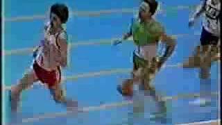 1983 Vitalis Invite Indoor Mile World Record