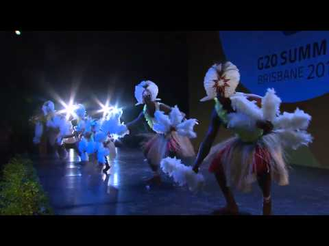 G20 Leaders' Summit Welcome to Country