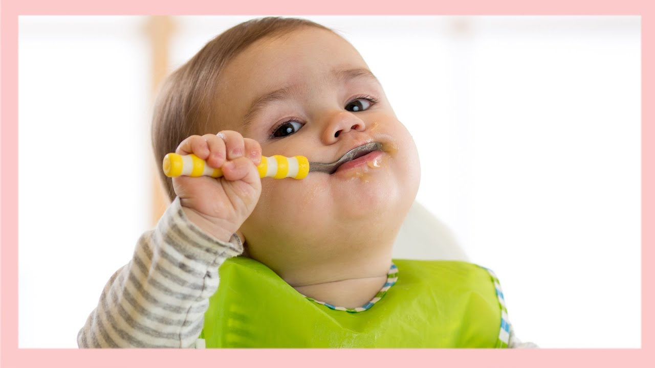 Mmmm Good Smile Taste! 😊 - Hilarious Baby - Adorable Moments