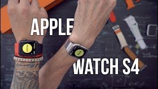 Apple Watch Series 4  - aktivnější, zdravější a víc v kontaktu s ostatními [4K]