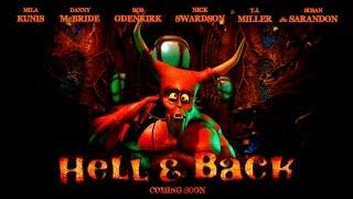 В ад и обратно (2015) | Трейлер HD