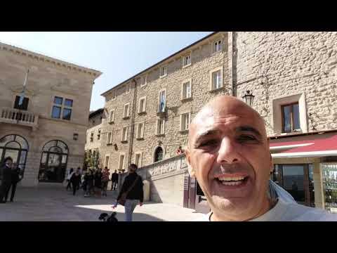 SAN MARINO PIAZZA D LIBERTA LAWRENCE MAST