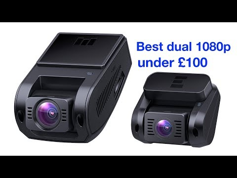 My Favourite Front & Back 1080p Dash-Cam - The AUKEY DR02 D