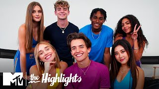 Now United on Their Favorite Moments Together 🥰 The Highlights | MTV
