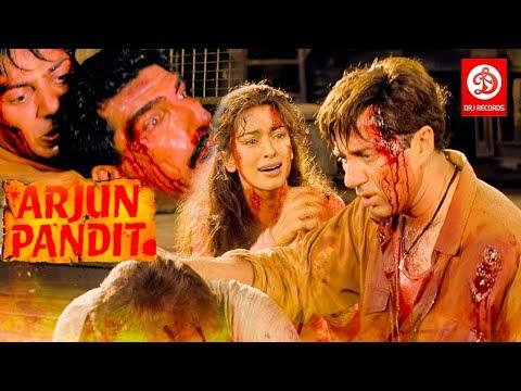 Arjun Pandit - Bollywood Action Movies | Sunny Deol | Juhi Chawla | Hit Bollywood Full Movie