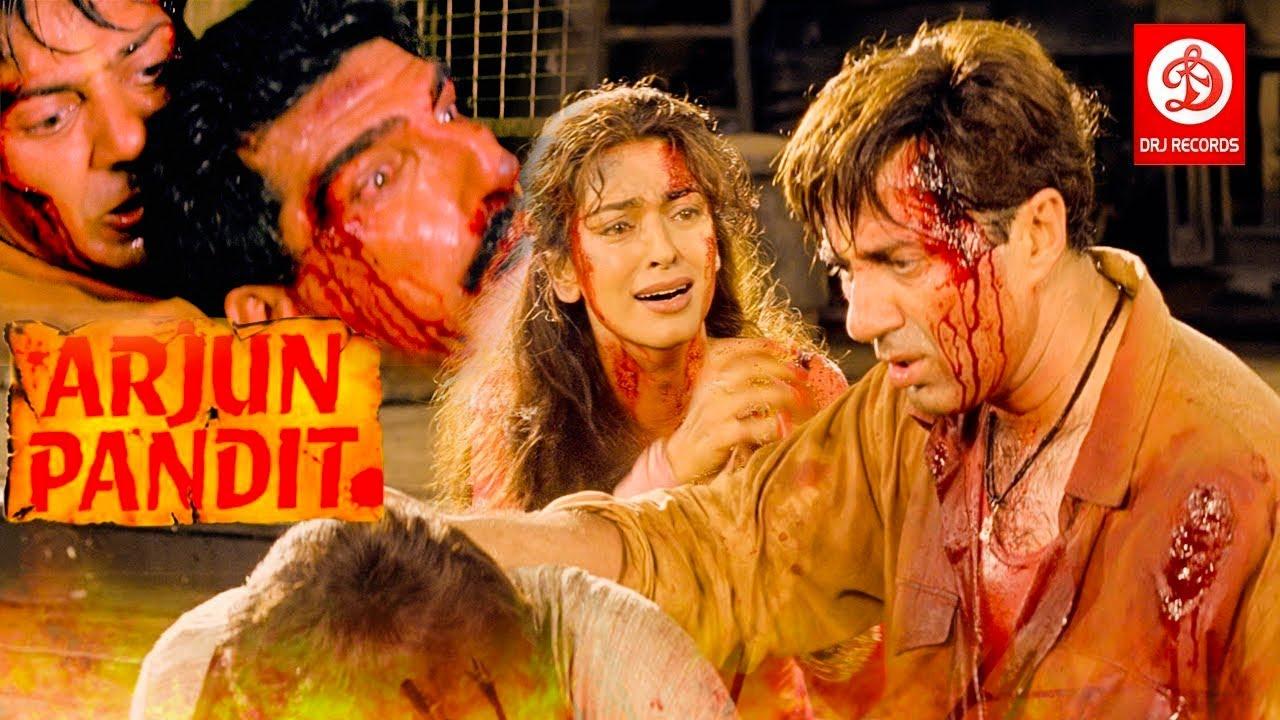 Download Arjun Pandit - Bollywood Action Movies | Sunny Deol | Juhi Chawla | Hit Bollywood Full Movie