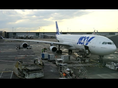 [Flight Report] JOON   Paris ✈ Cape Town   Airbus A340-300   Business