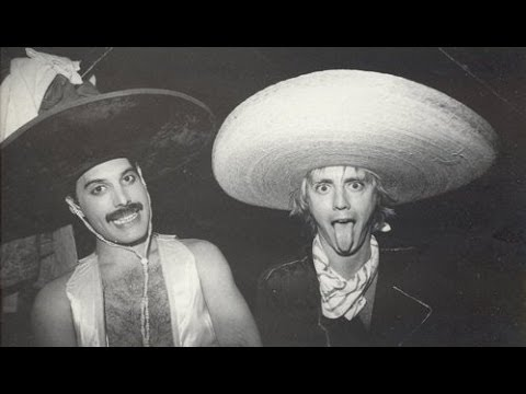 roger taylor and freddie mercury relationship
