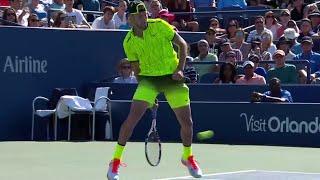 Tweener Time: Jack Sock (2016 US Open)