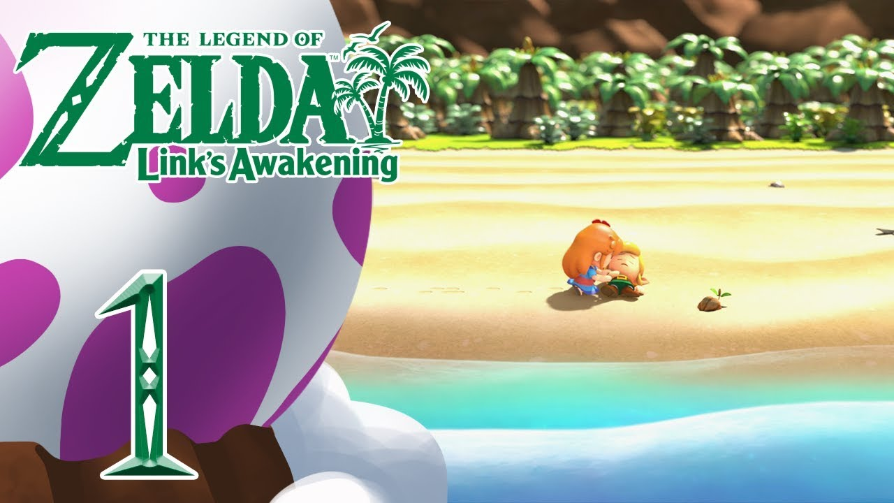 The Legend of Zelda: Link's Awakening ITA [Parte 1 - Isola Koholint] thumbnail