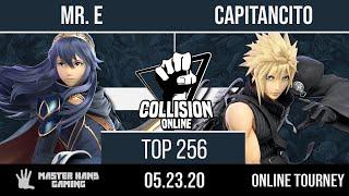 Collision Online - Mr. E (Lucina) Vs. Capitancito (Cloud) - Top 256