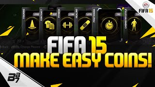 FIFA 15 | MAKE FREE AND EASY COINS!