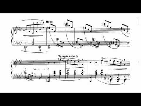 Debussy: Valse Romantique (1890)