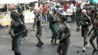 Grenada Carnival 2008 Jouvert - Jab Jab Commandments