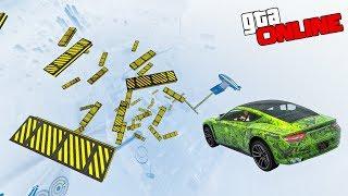ТЕСТ НА СОДУ (ЛАКЕРА): ПОПАДИ ТУДА, НЕ ЗНАЮ КУДА.. GTA 5 ONLINE (ГТА 5 ГОНКИ)