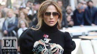 Jennifer Lopez Talks Family, Jimmy Fallon Dance-Off