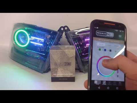 Morimoto XBT Controller Overview