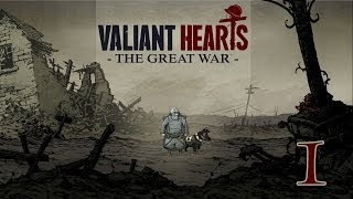 видео Valiant Hearts: The Great War прохождение