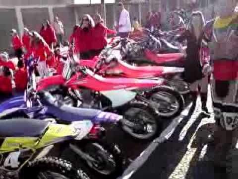 River Lama - Desfile