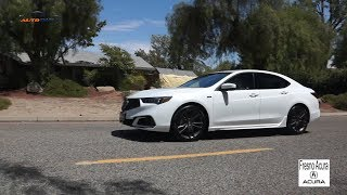 ACURA TLX A-Spec 2018 REVIEW