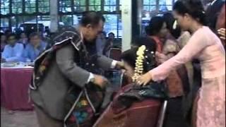Batak traditional wedding (adat Batak Toba) part 3
