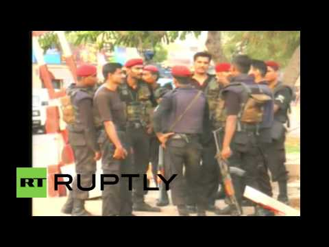 Pakistan: Karachi airport in shock after attack