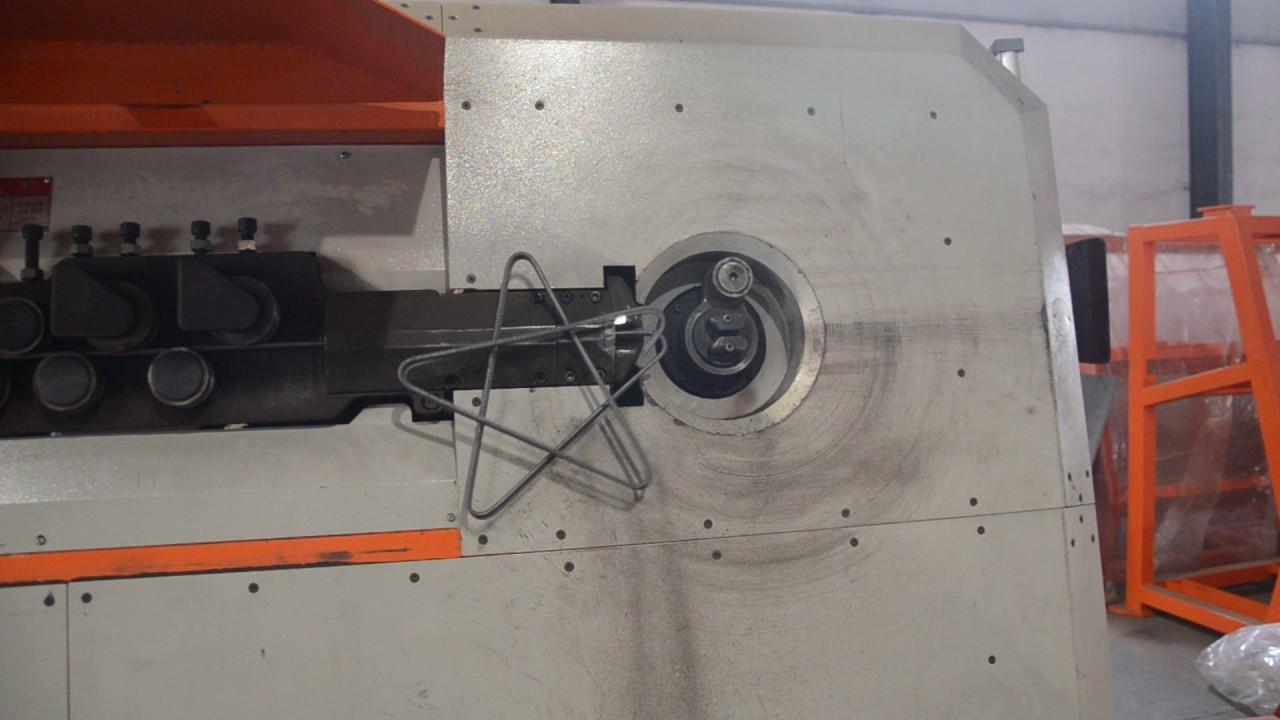 Rebar stirrups/CNC automatic steel hoop bending machine/Steel Round Bar  Bending Machine