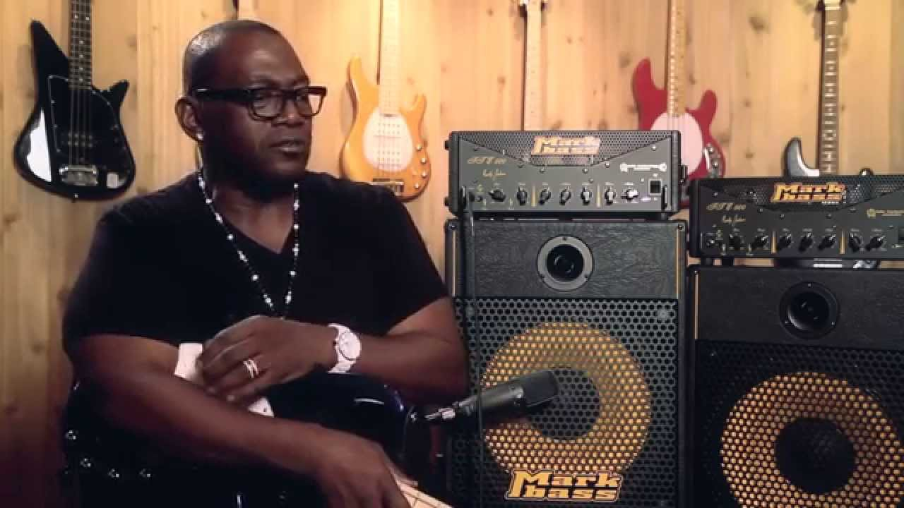 randy jackson at guitar center features signature mark bass head and 15 cab youtube. Black Bedroom Furniture Sets. Home Design Ideas
