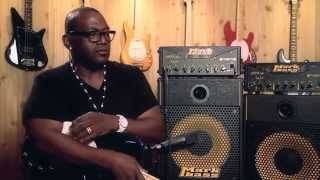 "Randy Jackson At: Guitar Center features Signature Mark Bass Head and 15"" Cab"