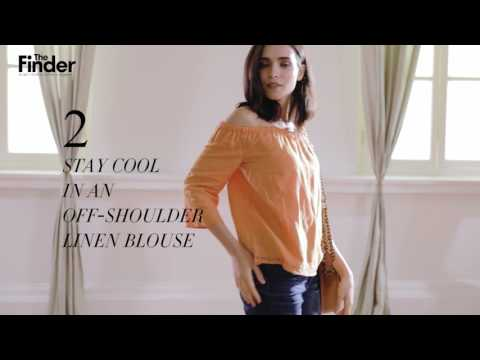 Off-Duty Outfit Ideas - The Finder x Marks & Spencer