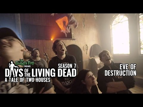 Eve of Destruction | #DOTLD S7E8 Days of the Living Dead