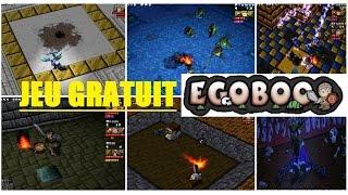 -Jeux Gratuit Découverte de EgoBoo ROGUE-LIKE RPG HACK & SLASH 3D COOP LOCAL ( ON-LINE )