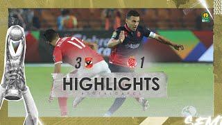 Al Ahly SC 3-1 Wydad AC   HIGHLIGHTS   Semi-Final Second Leg   TotalCAFCL