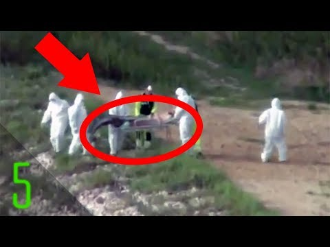 5 Mysterious Events With No Explanation