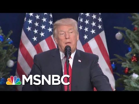 President Donald Trump Shares Anti-Muslim Vids, Picks A Fight With UK PM   The 11th Hour   MSNBC