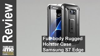 unicorn beetle pro samsung galaxy s7 edge full body rugged holster case