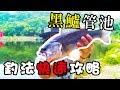 黑鱸管池釣法快速攻略 棒蟲|關刀尾|加州鱸|BASS|Senko|Neko|Wacky|Rig
